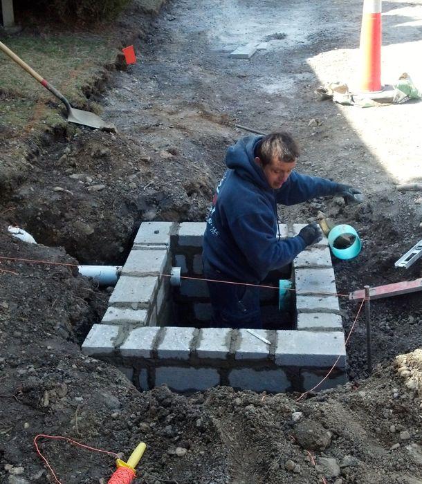 Catch Basin Reconstruction Stamford CT