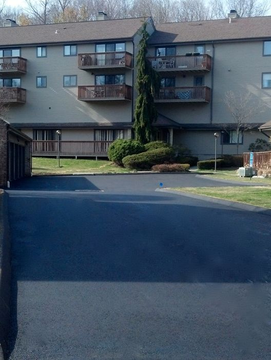 Parking Lot Paving Stamford, CT Chesterfield condo
