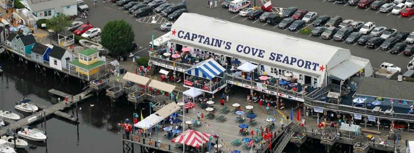 Captain's Cove Seaport Bridgeport, CT