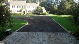 3-13 Greenwich Repave Before