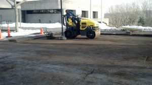3-4-14 Stamford Electric Car Charger Paving 2