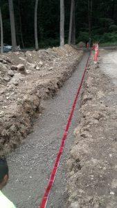 Darien 3-10 Excavation 2