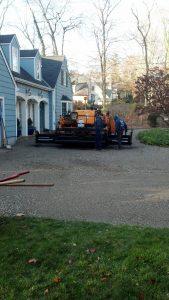 Darien Driveway Repaving 3-5-14