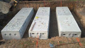 Darien H2O drainage system 3-5
