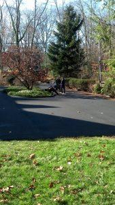 Darien Repave Driveway 3-5-14