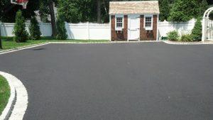 Canaan Driveway Repave