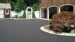 Driveway Paved in new Canaan