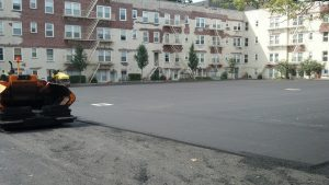 greenwich parking lot crack repair