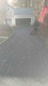 stamford driveway sealcoat